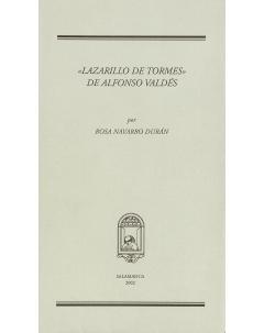 «LAZARILLO DE TORMES» DE ALFONSO VALDÉS (c. 1530)